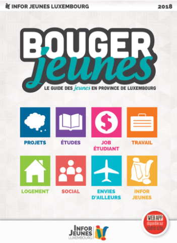 Bouger jeunes IJ Luxembourg