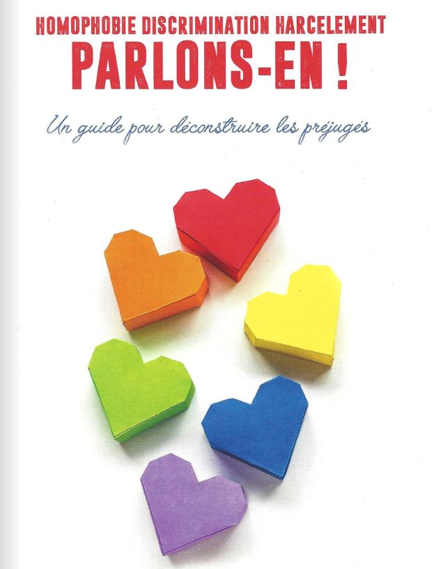 Homophobie Discrimination Harcelement Parlons-en IJ Mons