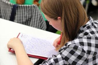 Les étudiants pourront avoir une copie de leur examen